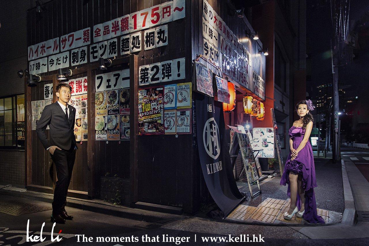 日本東京婚紗攝影 | Japan Tokyo Prewedding