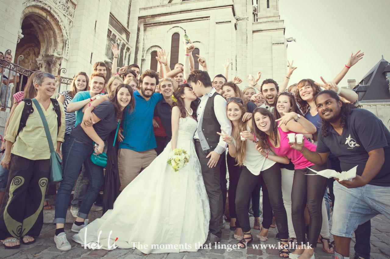 巴黎婚紗攝影 | Paris Prewedding