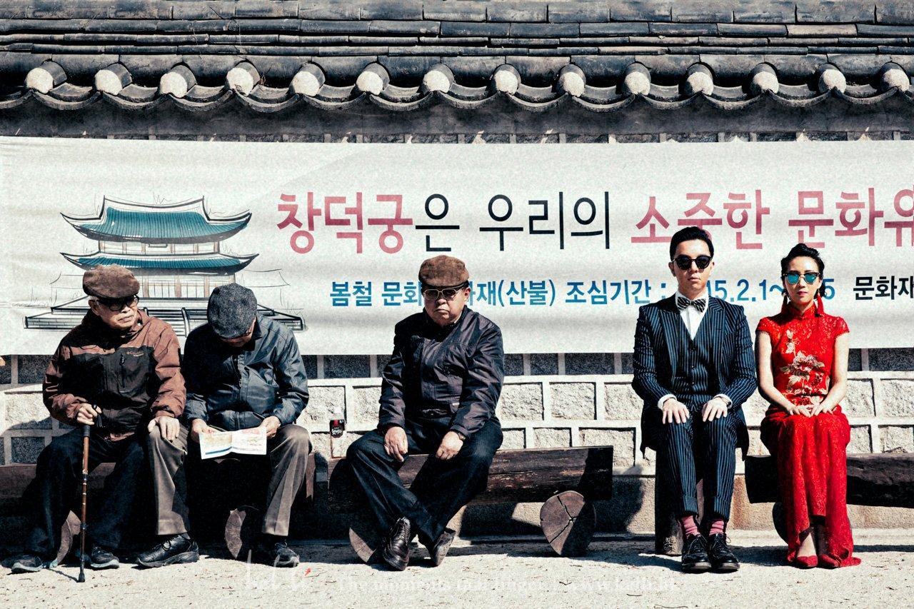 Seoul in love | 不一樣的首爾,不一樣的婚照 | Korea prewedding 韓國婚紗攝影