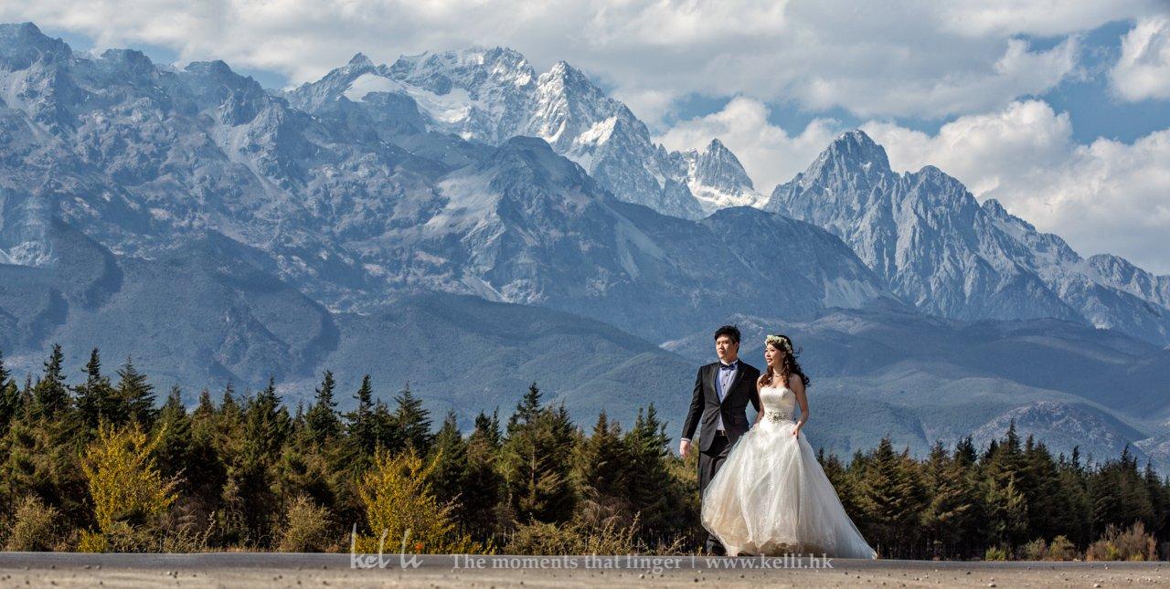 愛在麗江 | Lijiang Prewedding | 麗江婚紗攝影