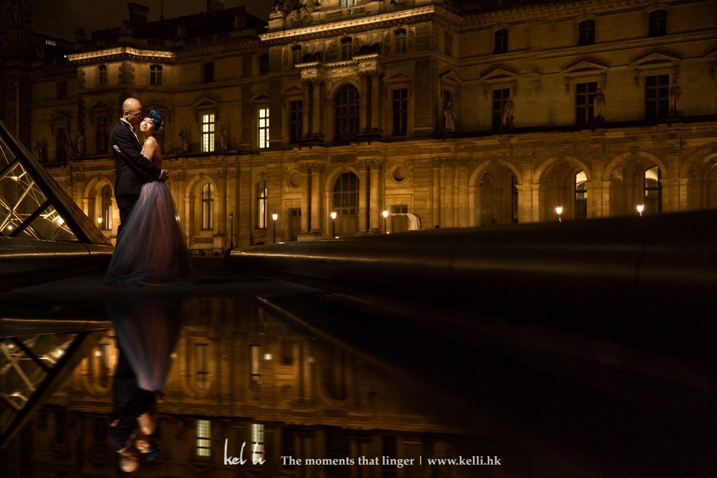 愛在巴黎, 婚紗攝影匯集 | Love in Paris, the collection