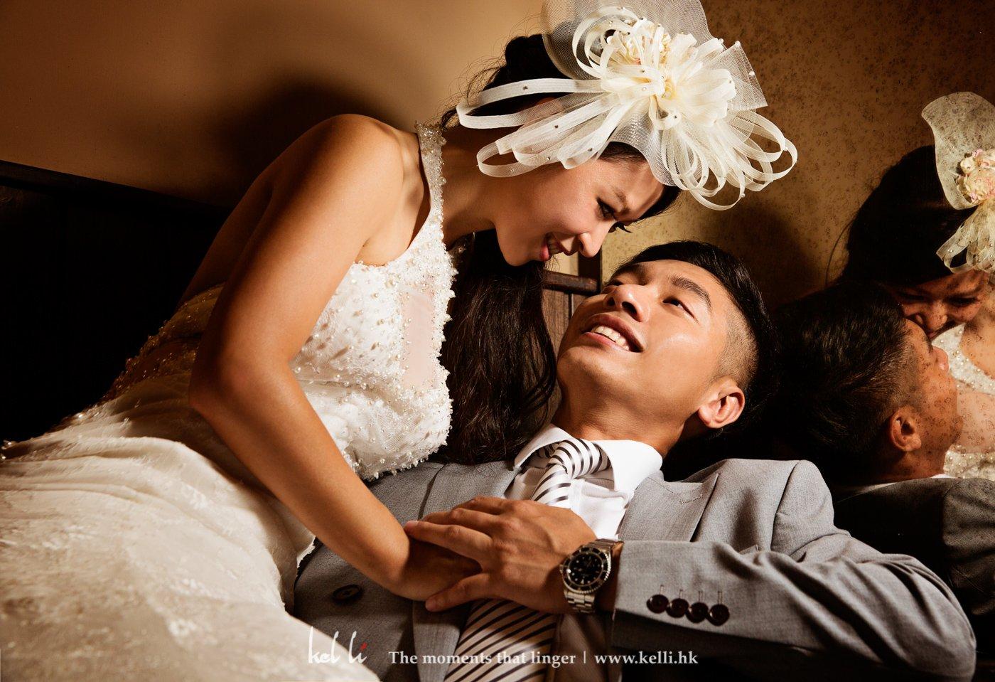 Carlily & Rex Macau Prewedding | 澳門婚紗攝影
