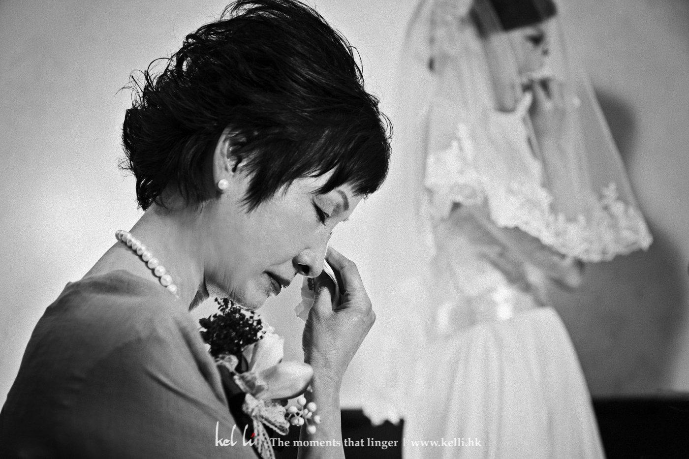 愛,盡在不言中 | Erica & Jacky 婚禮攝影