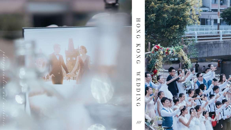 【教堂中約定】| Wedding Photography | 婚禮攝影 | Koody Pixel