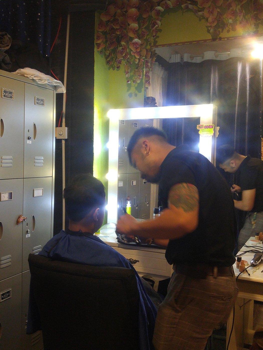 男仕專屬的髮型及造型師 | Groom's Hair & Styling | 新郎化妝師