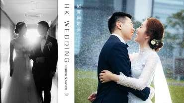 【一起漫步雨中,好嗎?】| Wedding Photography | 婚禮攝影