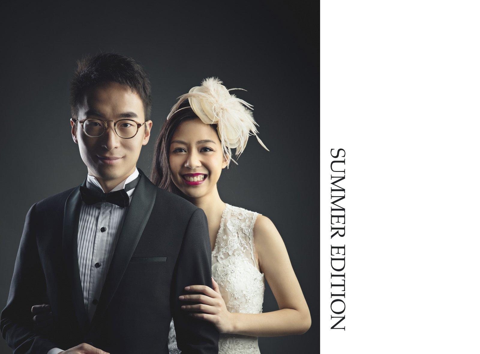 影樓拍攝套餐[夏日限定]   Studio Prewedding[summer limited]