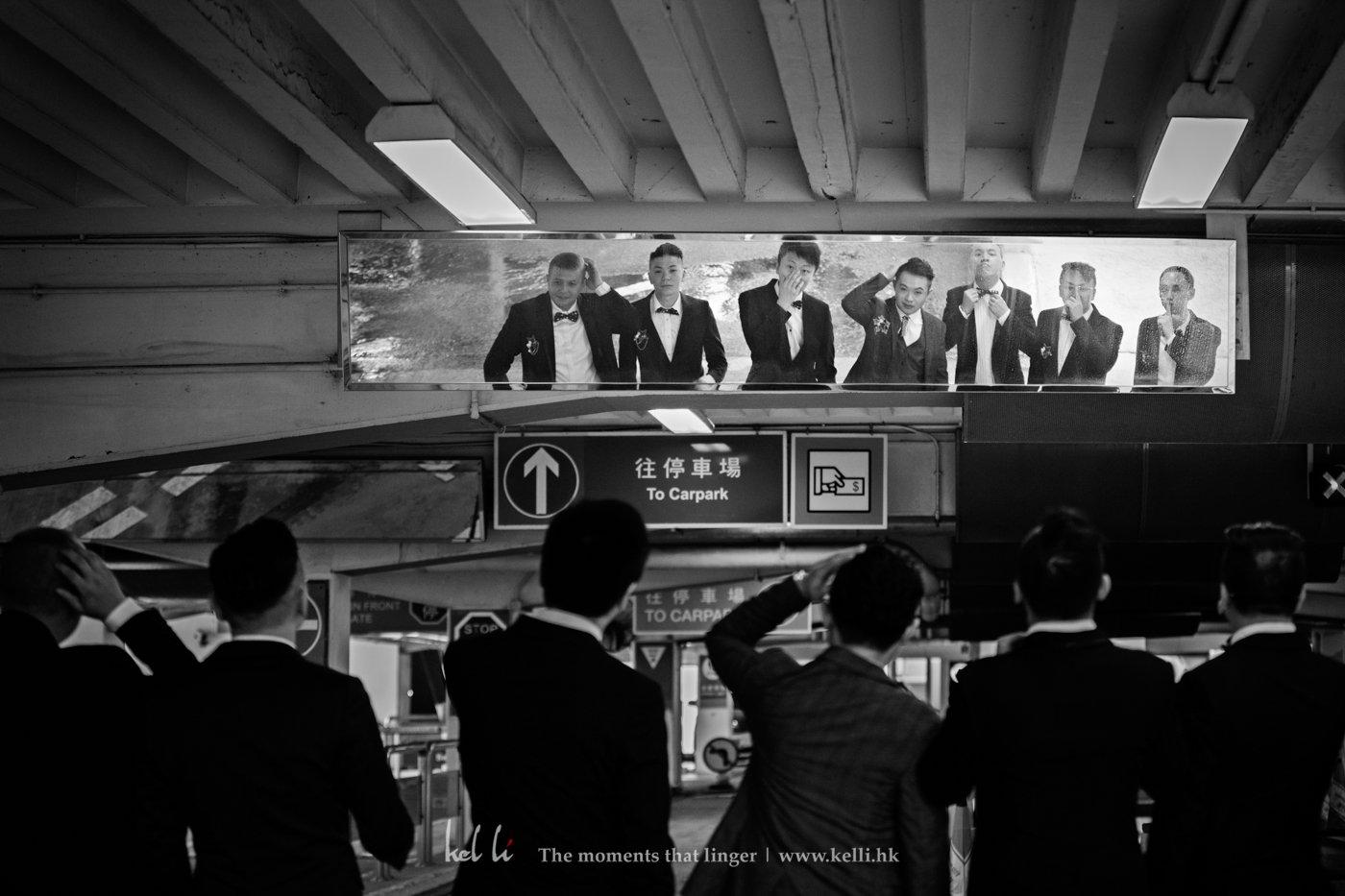 三號風球下的婚禮 | Wedding photography 婚禮攝影