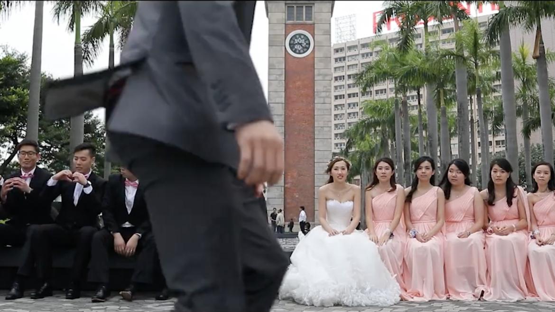 自己婚禮自己拍照   婚禮紀錄 Wedding Day Photography