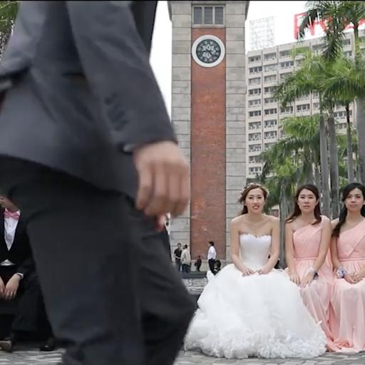 自己婚禮自己拍照 | 婚禮紀錄 Wedding Day Photography
