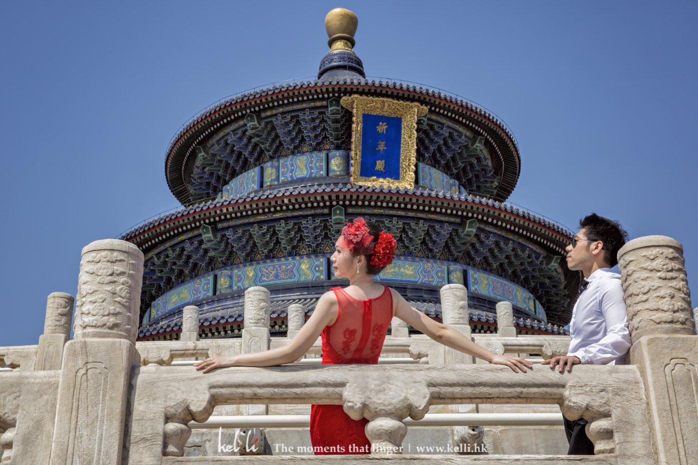 北京愛情故事 | 北京婚紗攝影 Beijing Prewedding