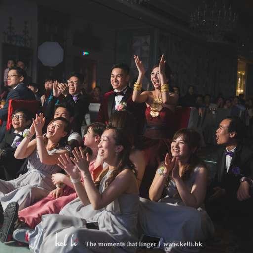 Wedding Banquet showcase 2 | 婚禮晚宴
