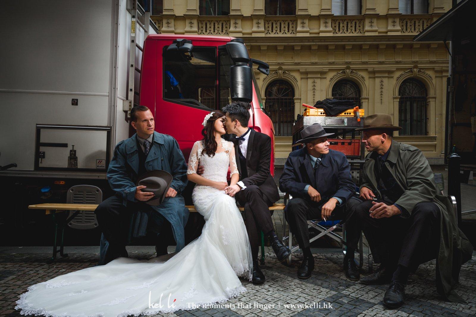 情繫布拉格 | Prague Prewedding 布拉格婚紗攝影