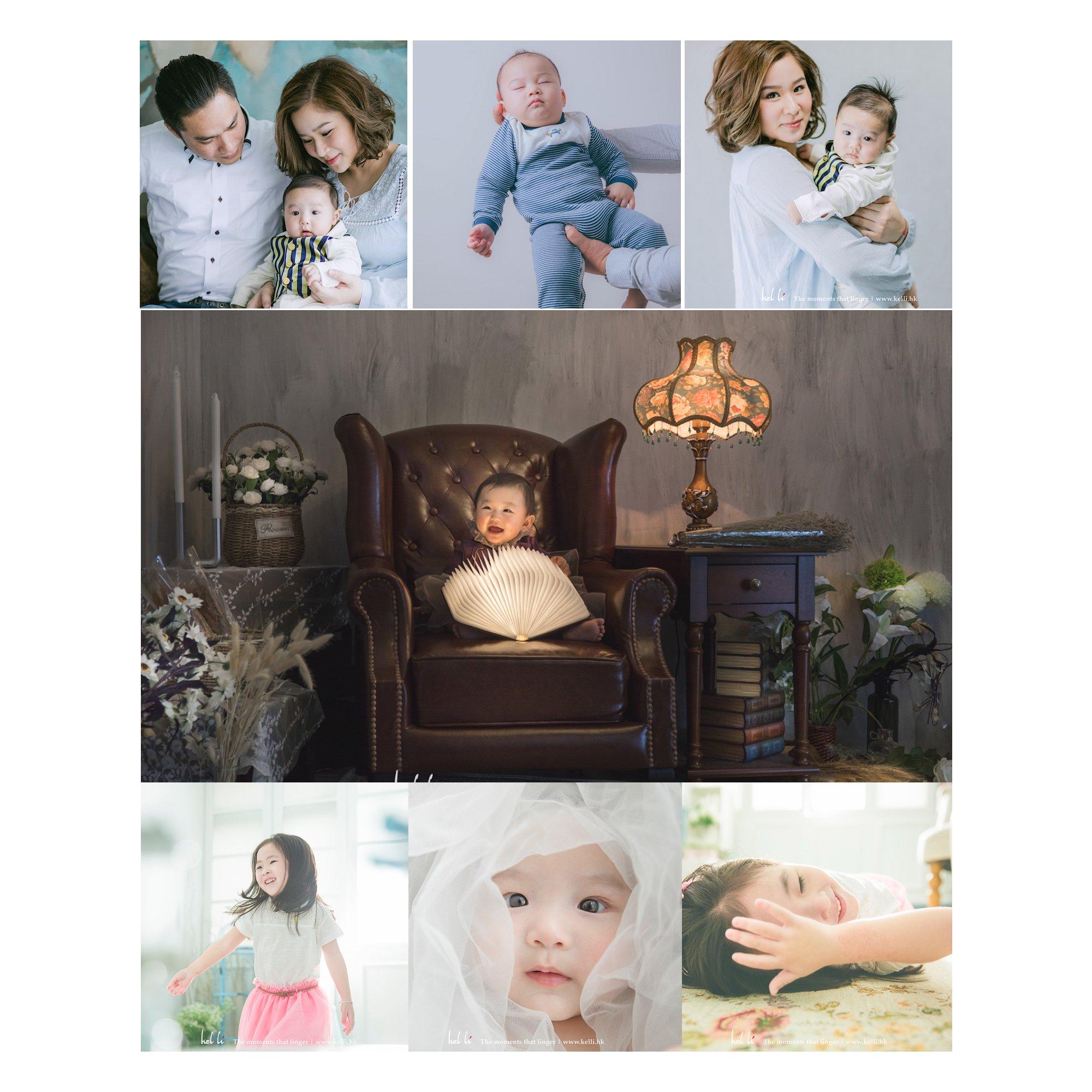 [號外]家庭/小朋友/初生嬰兒拍攝已推出!