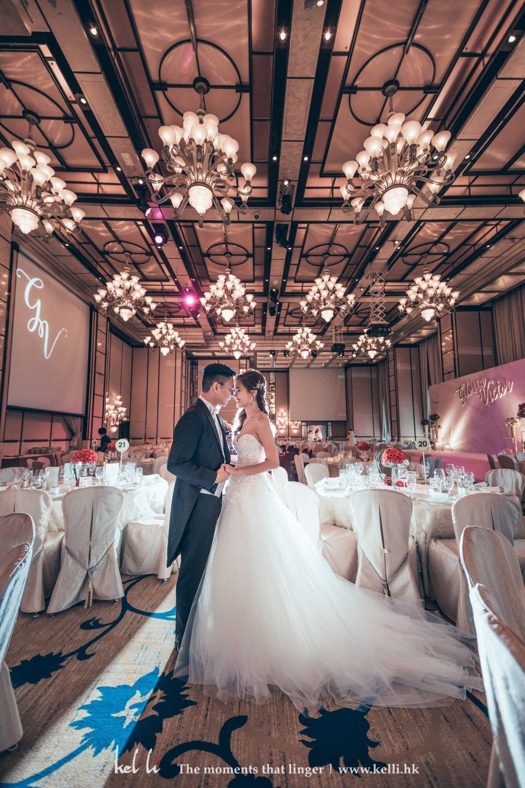 Wedding Banquet showcase 1 | 婚禮晚宴
