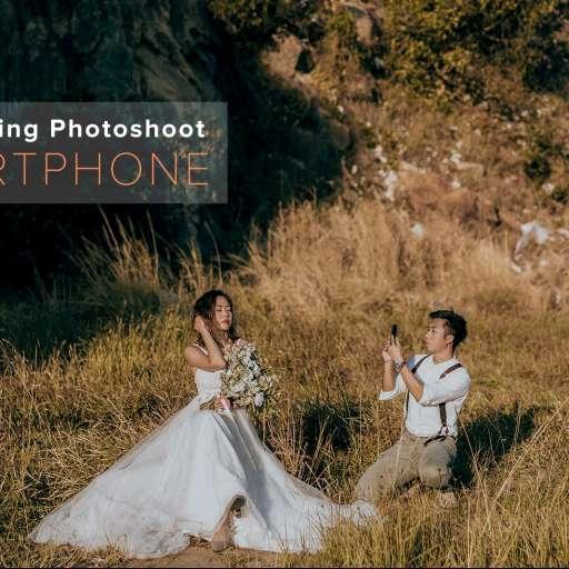 【考考你】職業攝影師都不能分辨的手機及相機婚紗照,你能分辦嗎?