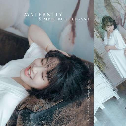 【簡約大肚照】 | Pregnancy Photography | 孕婦寫真[Koody Pixel]