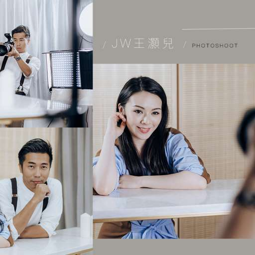【Shooting with | JW 王灝兒】