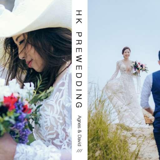 【像這樣, 互補的兩個人】| HK Prewedding | 香港婚紗攝影