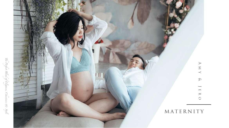 【Simply Maternity Portrait】   孕婦攝影   Pregnancy Photo[Koody Pixel]