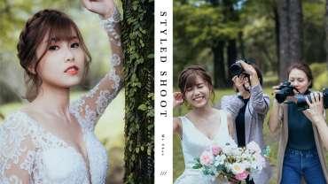 【阿Me要結婚了?!Youtube背後不一樣的她】| HK Prewedding | 香港婚紗攝影