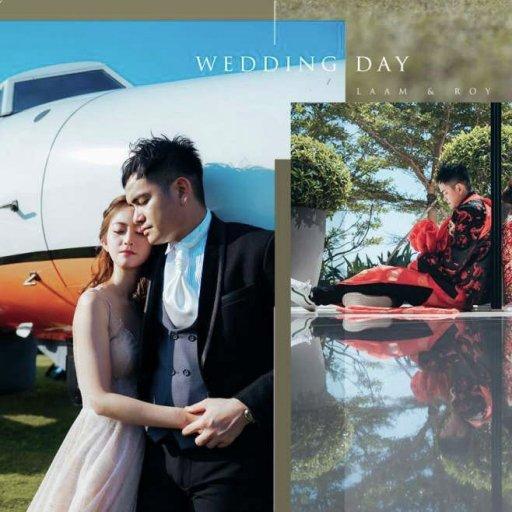 【熾熱的風景之下】| Kerry Hotel Wedding Photo | 嘉里酒店婚禮攝影