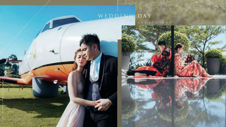 【熾熱的風景之下】  Kerry Hotel Wedding Photo   嘉里酒店婚禮攝影