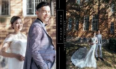 【童言童夢】| 瑪利諾婚紗攝影 | Maryknoll Pre Wedding