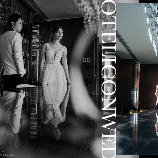 【挪威的森林】|Hotel ICON Wedding | 唯港薈婚禮攝影