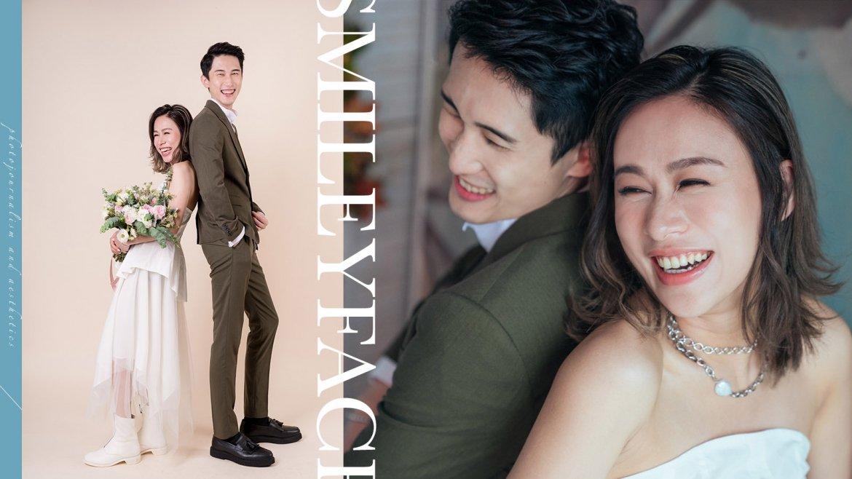 【笑容收藏家】| Studio Prewedding Photo | 影樓婚紗攝影