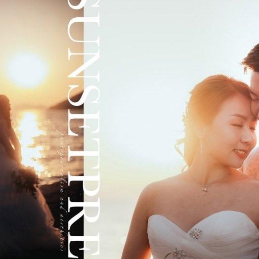 【捕捉妳的光影】  Sunset Prewedding Photography   夕陽婚紗攝影