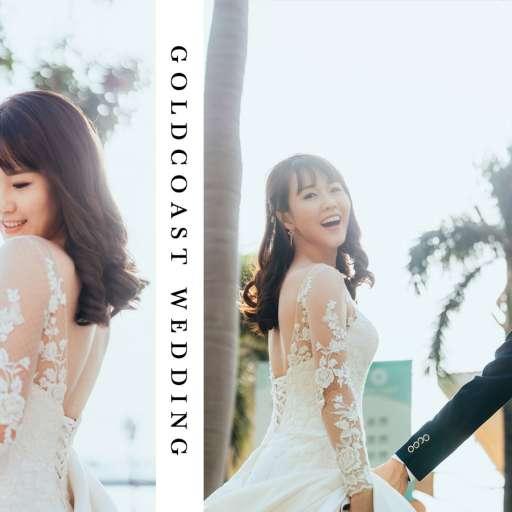 【Stay Golden】| HK Gold Coast Wedding Photo | 香港黃金海岸婚禮攝影