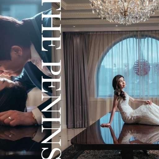 【像極了愛情】| The Peninsula Hotels Wedding Photography | 半島酒店婚禮攝影