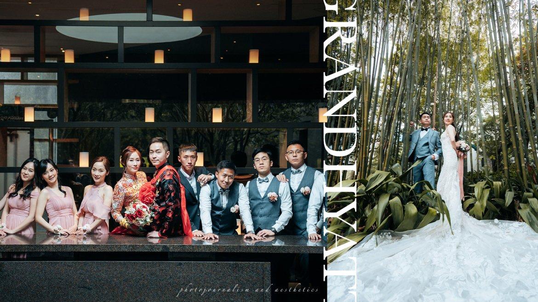 【everyday】| Grand Hyatt Wedding Photography |  灣仔君悅酒店婚禮攝影