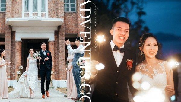 【戀花火】|Hong Kong Adventist College Wedding|三育書院婚禮攝影