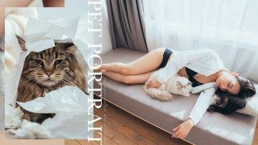 【特別的貓】|Pet Portrait|寵物攝影