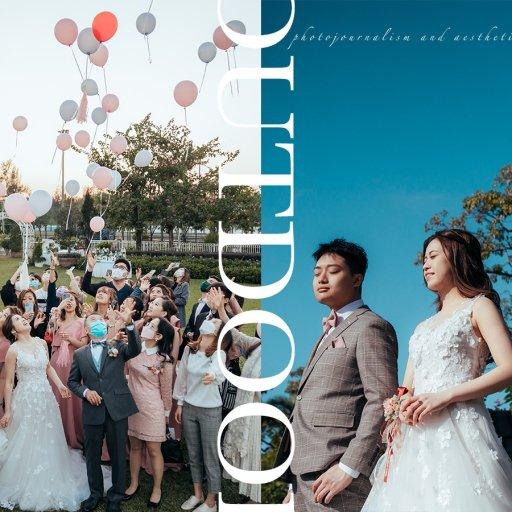 【一輩子】 Outdoor Ceremony Photography 九龍仔公園戶外證婚