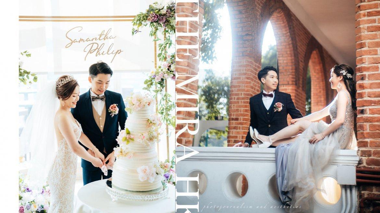 【Being Blessed】|The Mira Hong Kong Wedding Photography|香港半日婚禮攝影