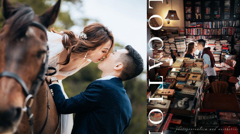 【Prewedding必睇】如何影一輯超豐富的婚紗相 | 無痛尋找景點及靈感