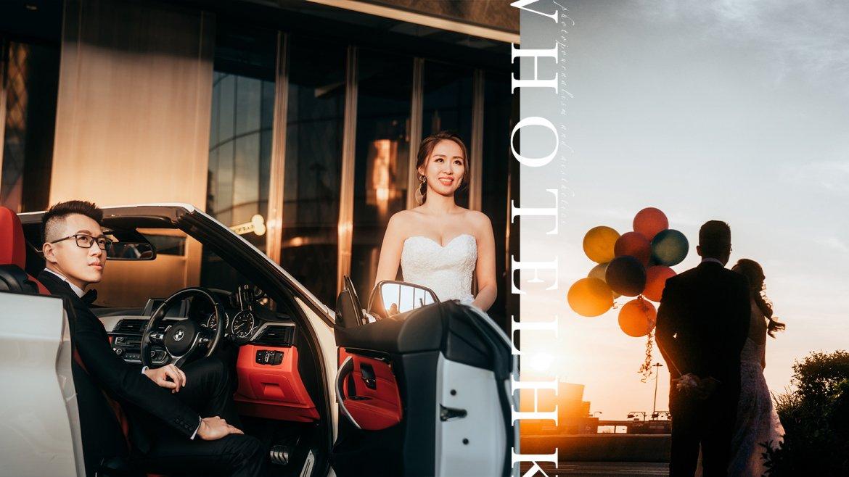 【如果沒有你】|W Hotel Wedding Photography|W Hong Kong